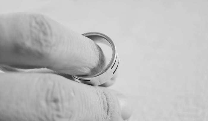 Señal de divorcio