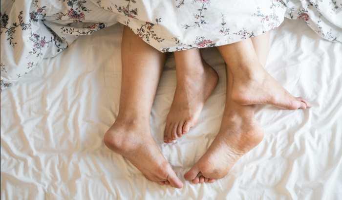 tiempo para el sexo en el matrimonio